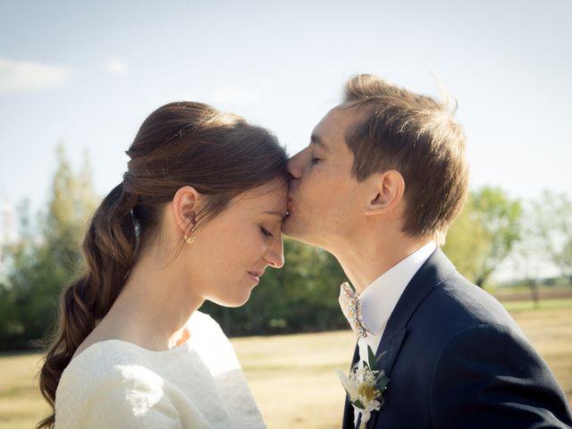 Le mariage de Louis et Solène à Bordeaux, Gironde 35