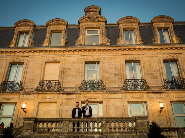 Le mariage de Louis et Solène à Bordeaux, Gironde 60