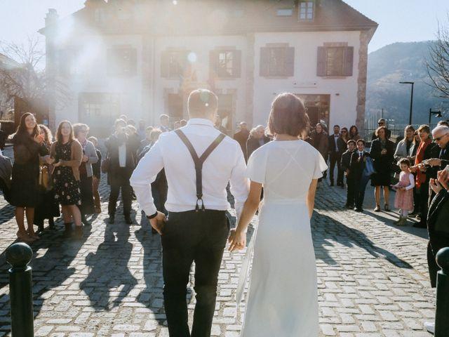 Le mariage de Jade et Dylan