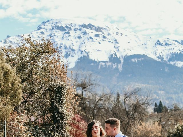 Le mariage de Dylan et Jade à Revel, Isère 3