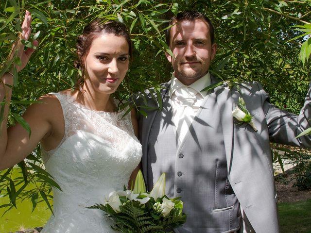 Le mariage de Matthieu et Aurélie à Offranville, Seine-Maritime 4