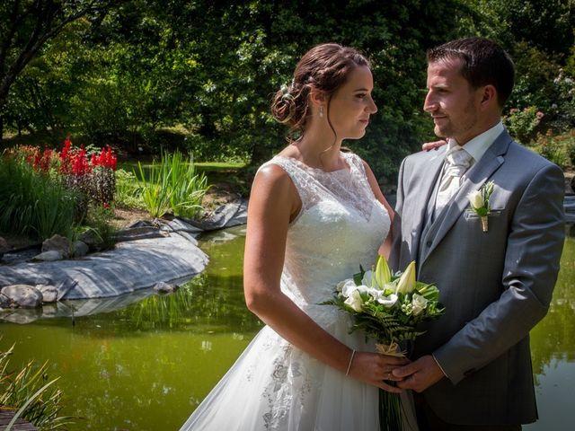 Le mariage de Matthieu et Aurélie à Offranville, Seine-Maritime 6