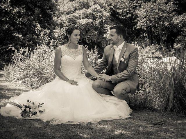 Le mariage de Matthieu et Aurélie à Offranville, Seine-Maritime 1