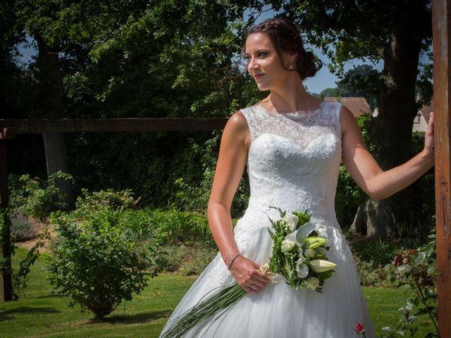 Le mariage de Matthieu et Aurélie à Offranville, Seine-Maritime 9