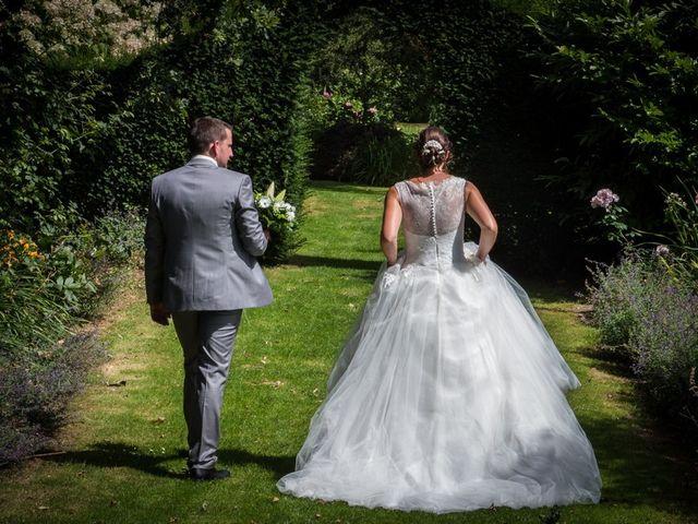 Le mariage de Matthieu et Aurélie à Offranville, Seine-Maritime 11