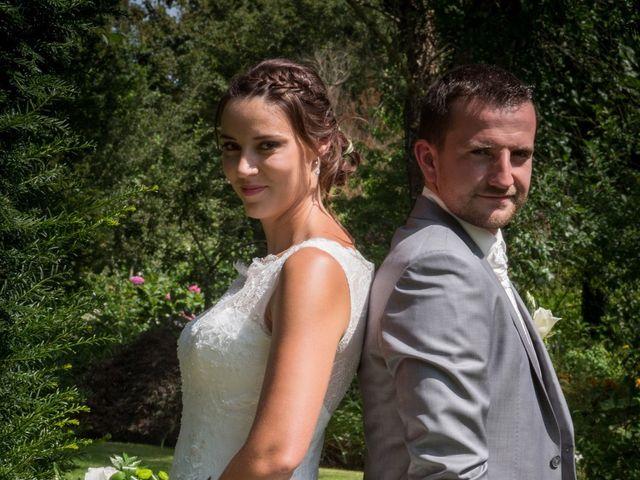Le mariage de Matthieu et Aurélie à Offranville, Seine-Maritime 12