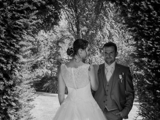 Le mariage de Matthieu et Aurélie à Offranville, Seine-Maritime 13