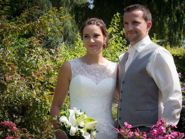 Le mariage de Matthieu et Aurélie à Offranville, Seine-Maritime 15