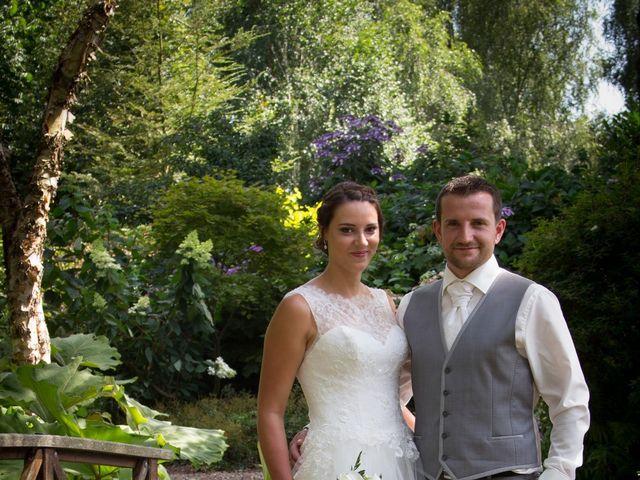 Le mariage de Matthieu et Aurélie à Offranville, Seine-Maritime 17