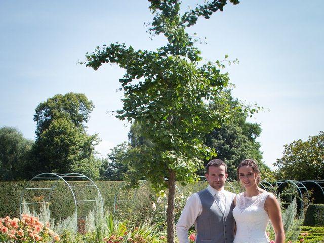 Le mariage de Matthieu et Aurélie à Offranville, Seine-Maritime 20