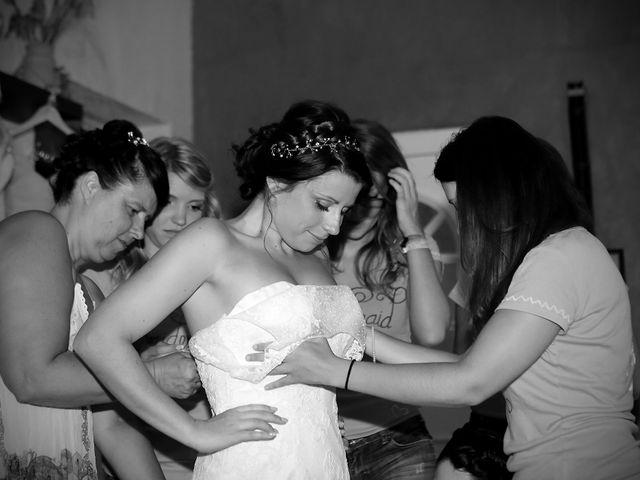 Le mariage de Léa et Matthieu à Bize-Minervois, Aude 10