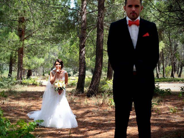 Le mariage de Léa et Matthieu à Bize-Minervois, Aude 1