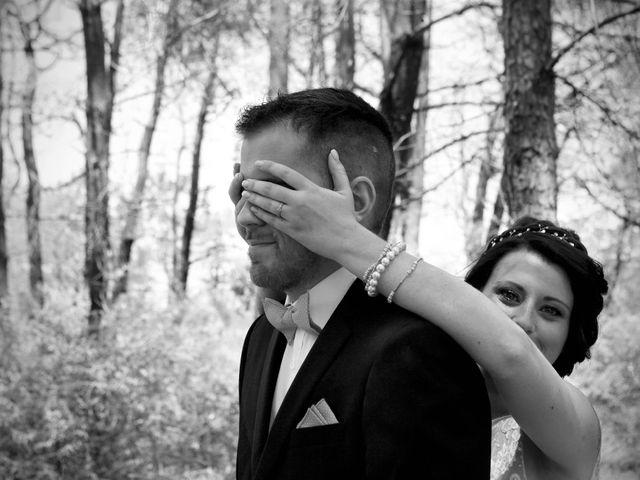 Le mariage de Léa et Matthieu à Bize-Minervois, Aude 12