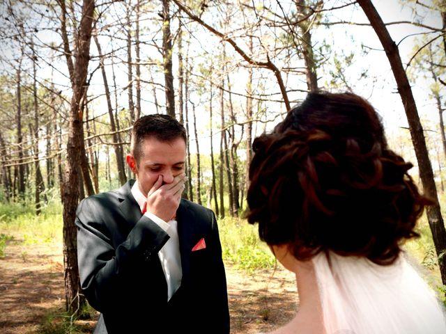 Le mariage de Léa et Matthieu à Bize-Minervois, Aude 13