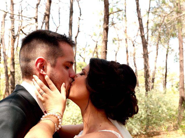 Le mariage de Léa et Matthieu à Bize-Minervois, Aude 14