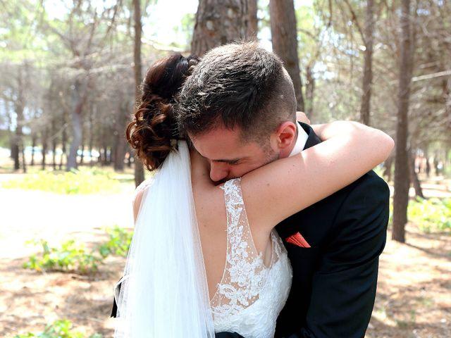 Le mariage de Léa et Matthieu à Bize-Minervois, Aude 15