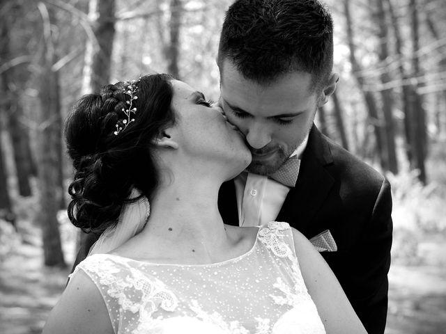 Le mariage de Léa et Matthieu à Bize-Minervois, Aude 17