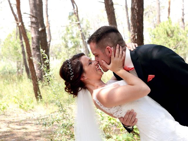 Le mariage de Léa et Matthieu à Bize-Minervois, Aude 19