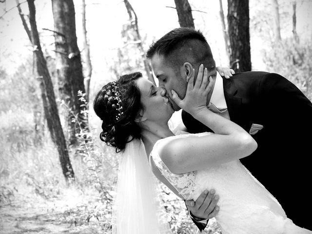 Le mariage de Léa et Matthieu à Bize-Minervois, Aude 20