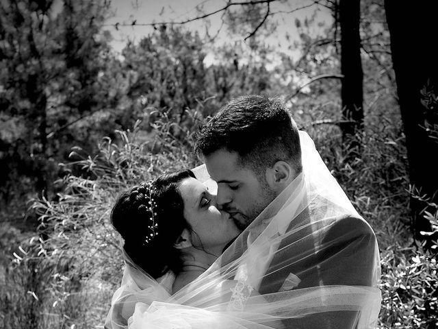 Le mariage de Léa et Matthieu à Bize-Minervois, Aude 2