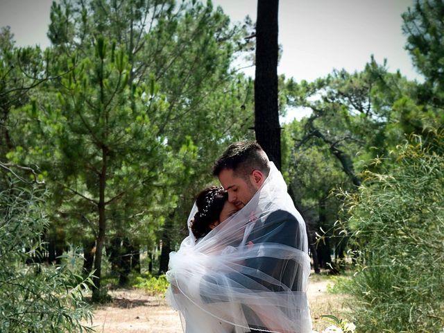Le mariage de Léa et Matthieu à Bize-Minervois, Aude 21