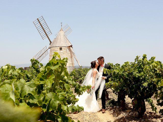 Le mariage de Léa et Matthieu à Bize-Minervois, Aude 23