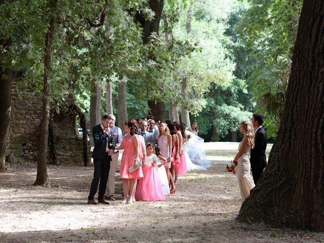 Le mariage de Léa et Matthieu à Bize-Minervois, Aude 30