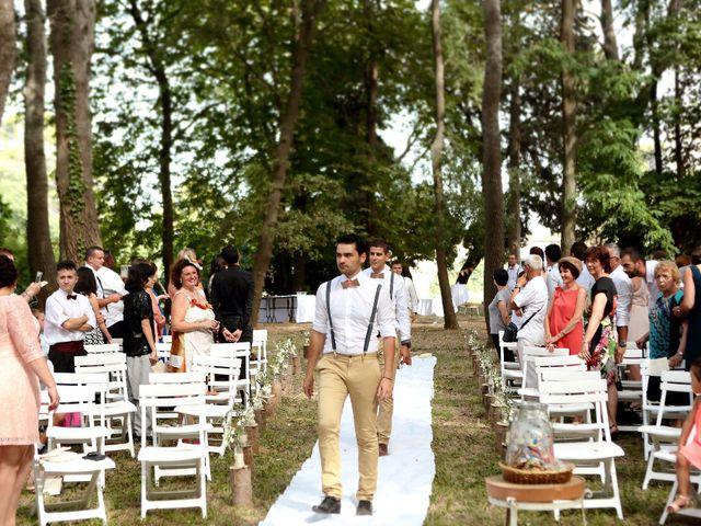 Le mariage de Léa et Matthieu à Bize-Minervois, Aude 31