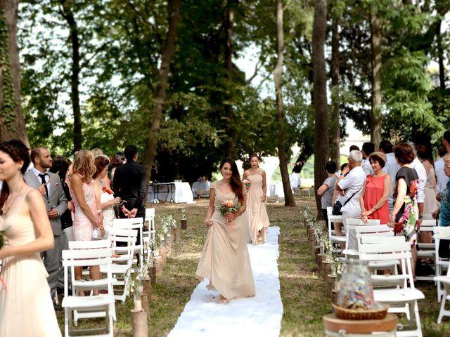 Le mariage de Léa et Matthieu à Bize-Minervois, Aude 32