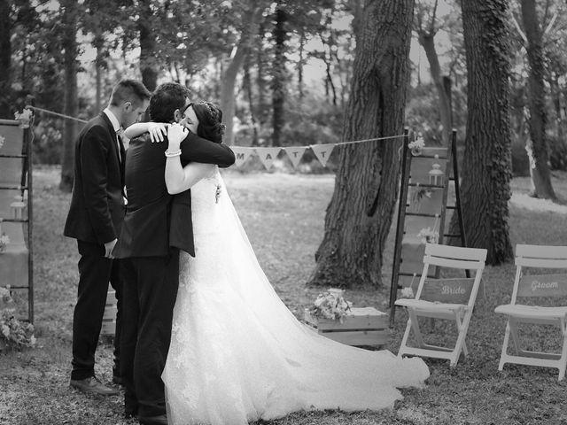 Le mariage de Léa et Matthieu à Bize-Minervois, Aude 45