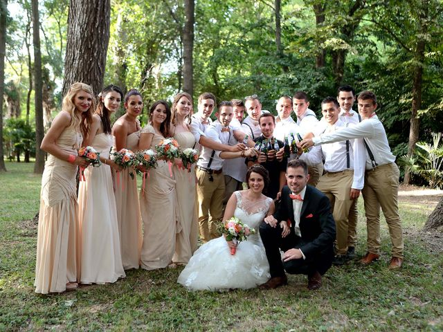 Le mariage de Léa et Matthieu à Bize-Minervois, Aude 63