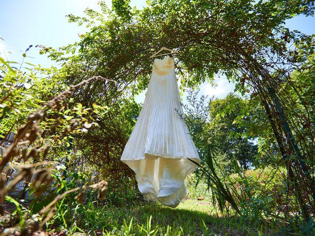 Le mariage de Maxime et Chehrazade à Saint-Lon-les-Mines, Landes 8