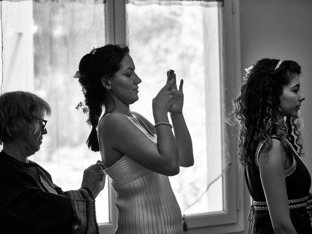 Le mariage de Maxime et Chehrazade à Saint-Lon-les-Mines, Landes 18