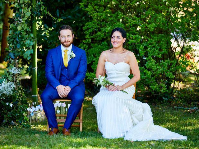 Le mariage de Maxime et Chehrazade à Saint-Lon-les-Mines, Landes 27