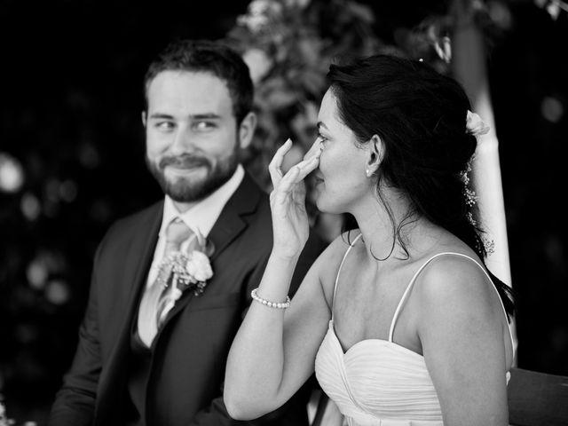 Le mariage de Maxime et Chehrazade à Saint-Lon-les-Mines, Landes 28