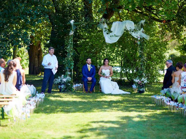 Le mariage de Maxime et Chehrazade à Saint-Lon-les-Mines, Landes 30