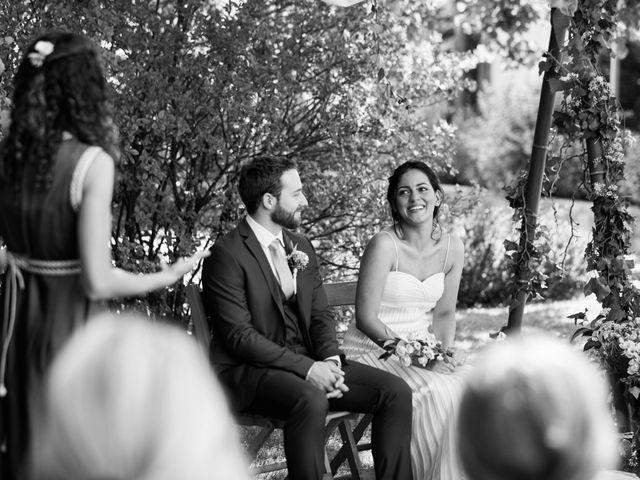 Le mariage de Maxime et Chehrazade à Saint-Lon-les-Mines, Landes 35