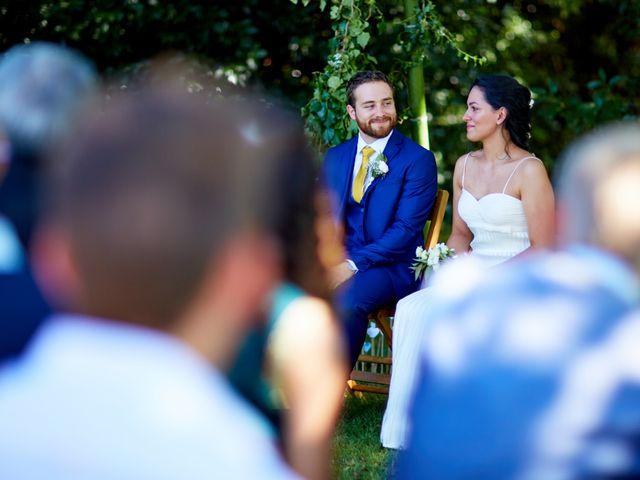 Le mariage de Maxime et Chehrazade à Saint-Lon-les-Mines, Landes 36