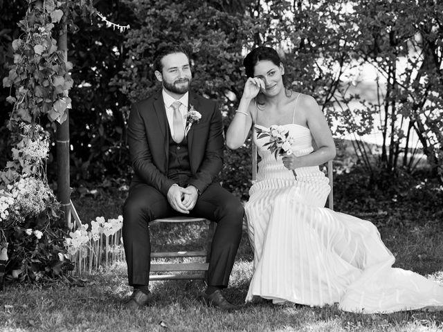 Le mariage de Maxime et Chehrazade à Saint-Lon-les-Mines, Landes 50