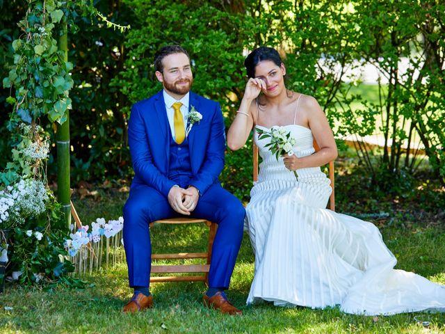 Le mariage de Maxime et Chehrazade à Saint-Lon-les-Mines, Landes 51