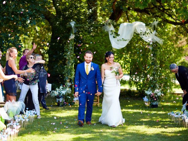 Le mariage de Maxime et Chehrazade à Saint-Lon-les-Mines, Landes 54