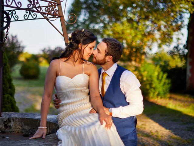 Le mariage de Maxime et Chehrazade à Saint-Lon-les-Mines, Landes 58