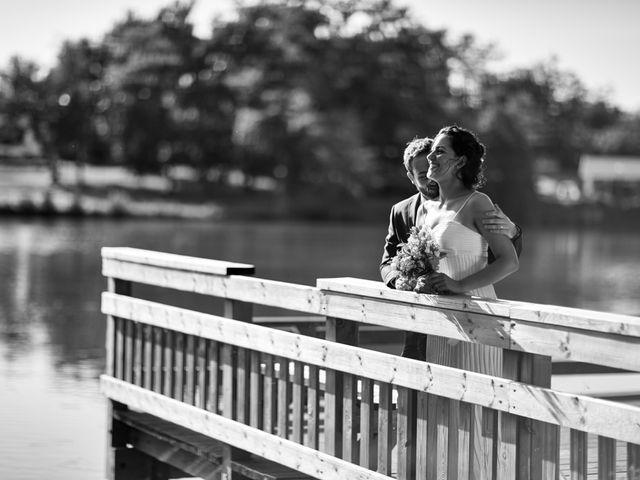 Le mariage de Maxime et Chehrazade à Saint-Lon-les-Mines, Landes 60