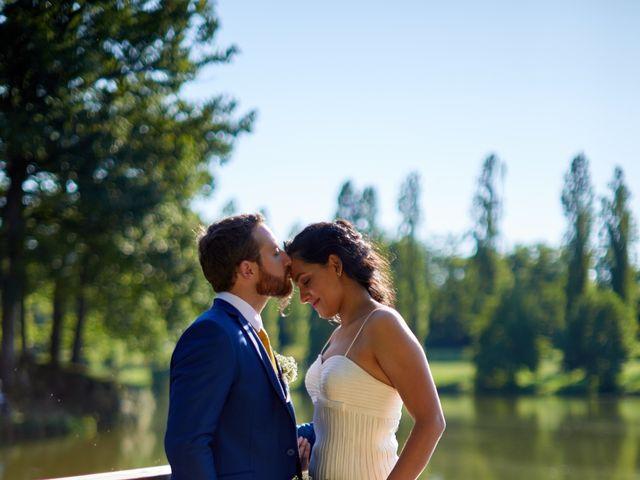 Le mariage de Maxime et Chehrazade à Saint-Lon-les-Mines, Landes 63