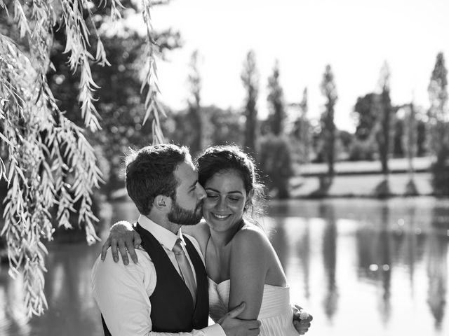 Le mariage de Maxime et Chehrazade à Saint-Lon-les-Mines, Landes 64