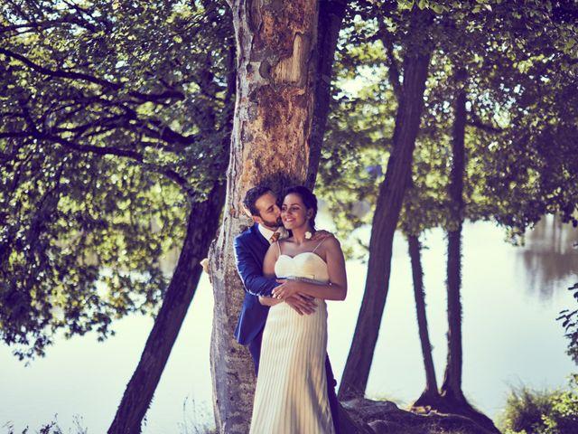 Le mariage de Maxime et Chehrazade à Saint-Lon-les-Mines, Landes 65