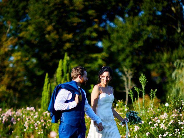 Le mariage de Maxime et Chehrazade à Saint-Lon-les-Mines, Landes 68