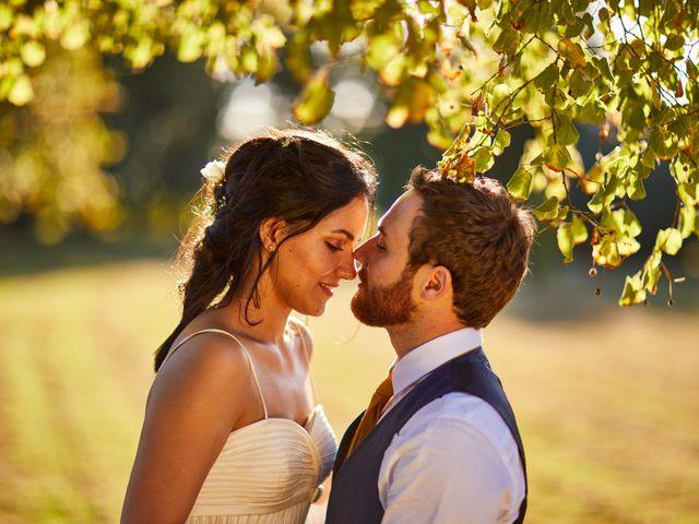 Le mariage de Chehrazade et Maxime