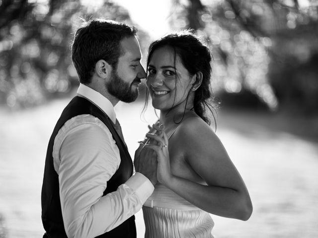 Le mariage de Maxime et Chehrazade à Saint-Lon-les-Mines, Landes 74