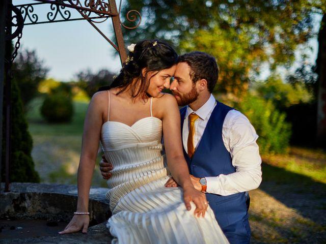 Le mariage de Maxime et Chehrazade à Saint-Lon-les-Mines, Landes 78